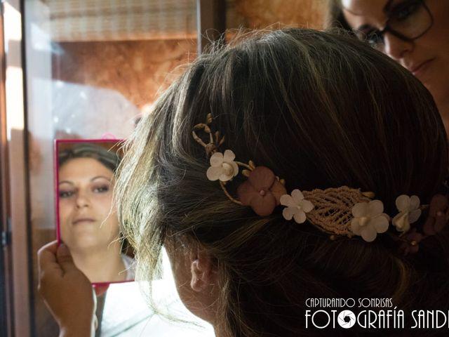 La boda de Jose y Angela en Montijo, Badajoz 1