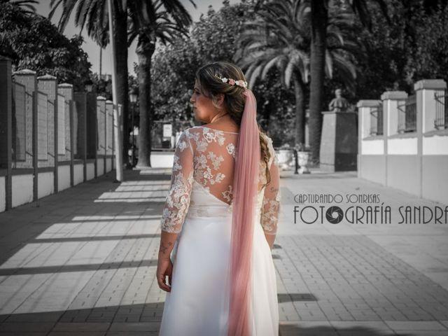 La boda de Jose y Angela en Montijo, Badajoz 6