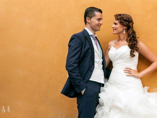 La boda de María José y Raúl