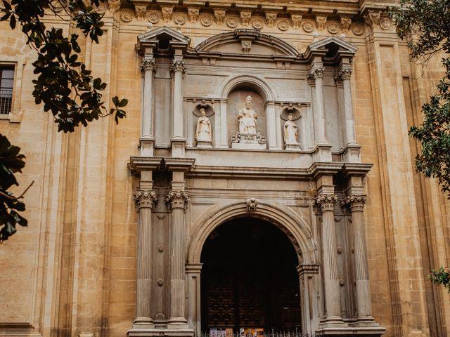 La boda de Julio y Marta en Granada, Granada 3
