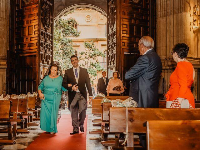 La boda de Julio y Marta en Granada, Granada 6