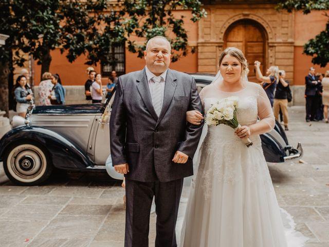 La boda de Julio y Marta en Granada, Granada 9