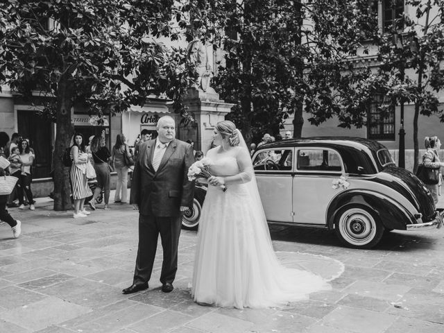 La boda de Julio y Marta en Granada, Granada 10