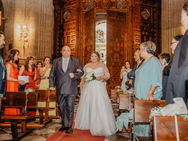 La boda de Julio y Marta en Granada, Granada 11
