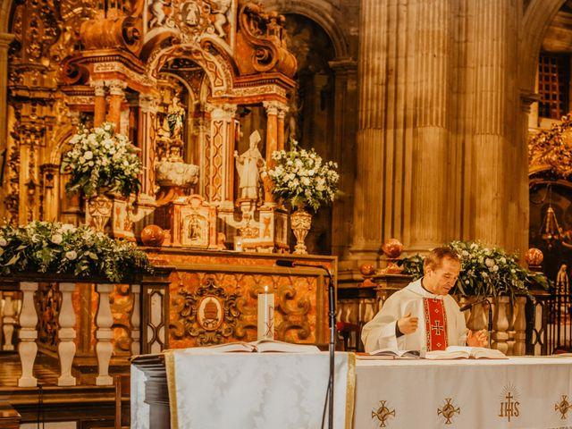 La boda de Julio y Marta en Granada, Granada 12