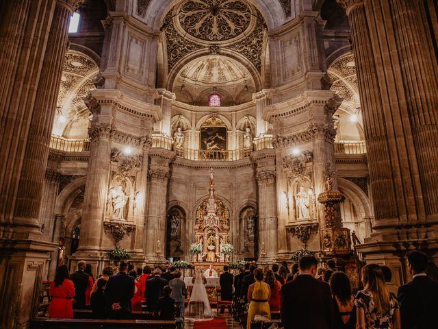 La boda de Julio y Marta en Granada, Granada 13