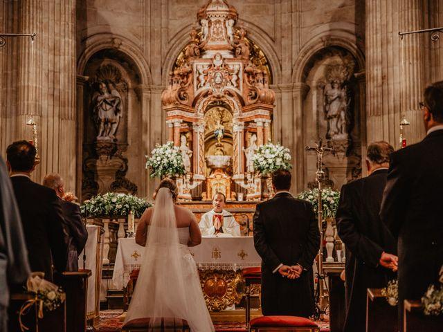 La boda de Julio y Marta en Granada, Granada 14
