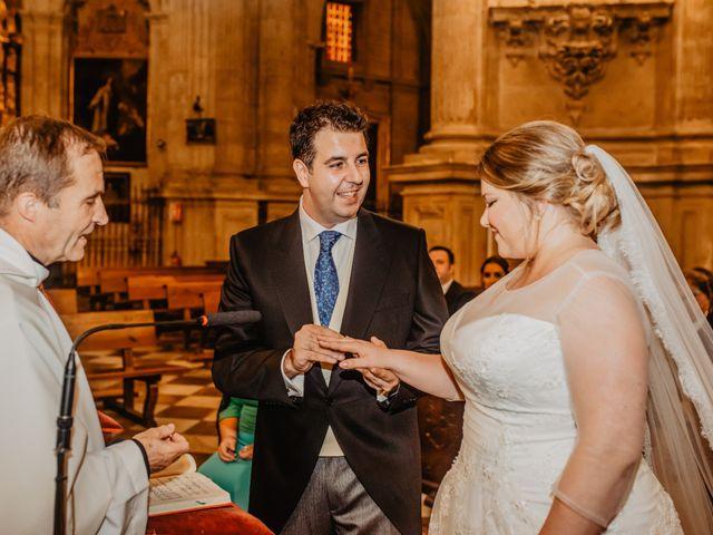 La boda de Julio y Marta en Granada, Granada 17