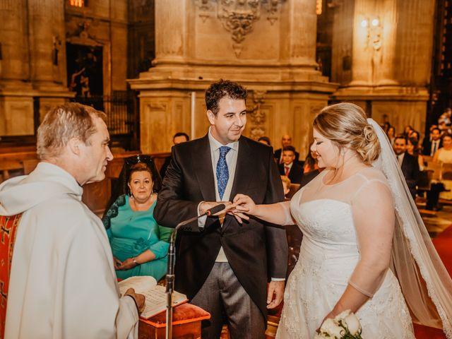 La boda de Julio y Marta en Granada, Granada 18
