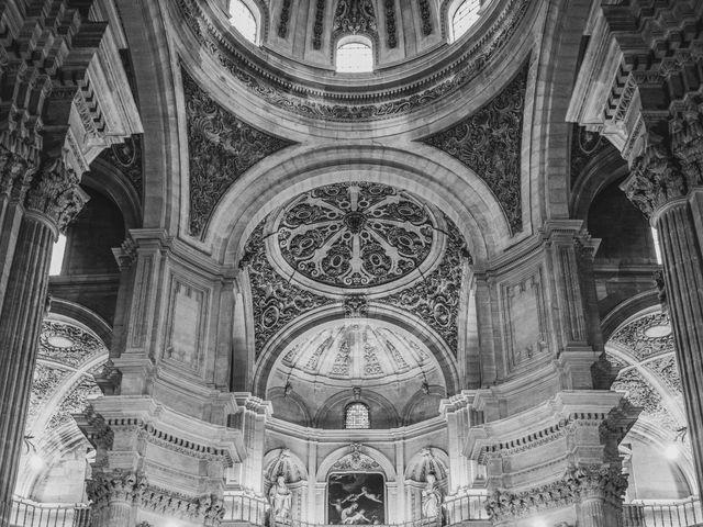 La boda de Julio y Marta en Granada, Granada 19