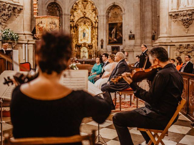 La boda de Julio y Marta en Granada, Granada 21