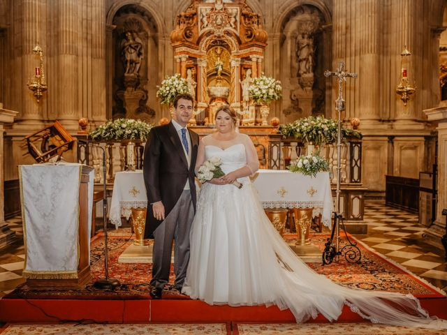 La boda de Julio y Marta en Granada, Granada 22