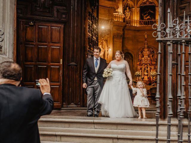 La boda de Julio y Marta en Granada, Granada 23