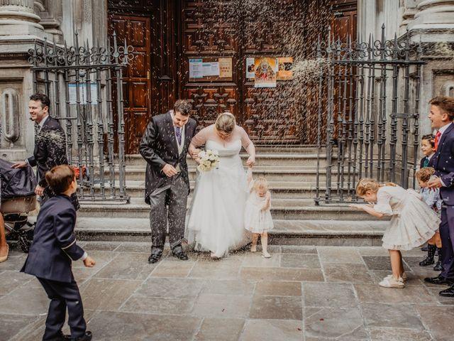 La boda de Julio y Marta en Granada, Granada 24