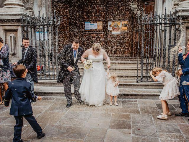 La boda de Julio y Marta en Granada, Granada 25