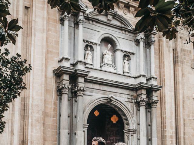 La boda de Julio y Marta en Granada, Granada 29
