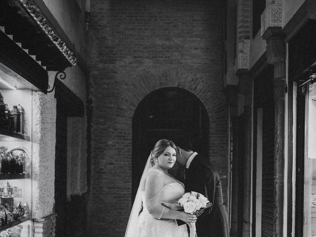 La boda de Julio y Marta en Granada, Granada 30
