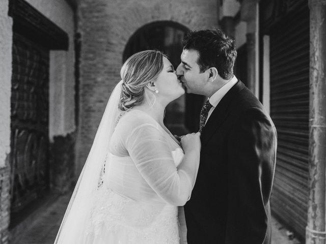 La boda de Julio y Marta en Granada, Granada 32