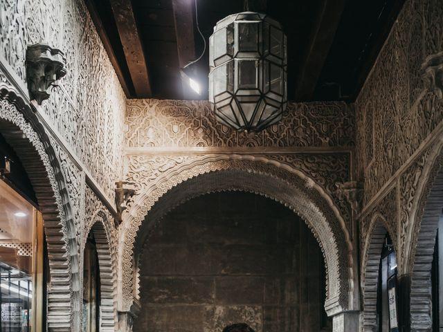 La boda de Julio y Marta en Granada, Granada 34