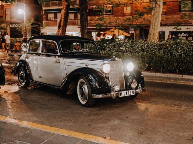 La boda de Julio y Marta en Granada, Granada 35