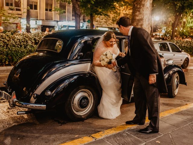 La boda de Julio y Marta en Granada, Granada 36