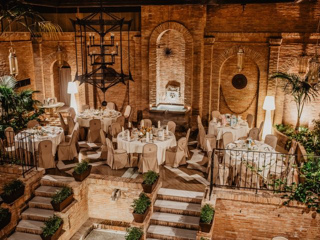 La boda de Julio y Marta en Granada, Granada 39