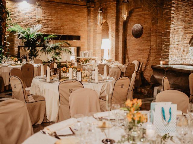 La boda de Julio y Marta en Granada, Granada 41
