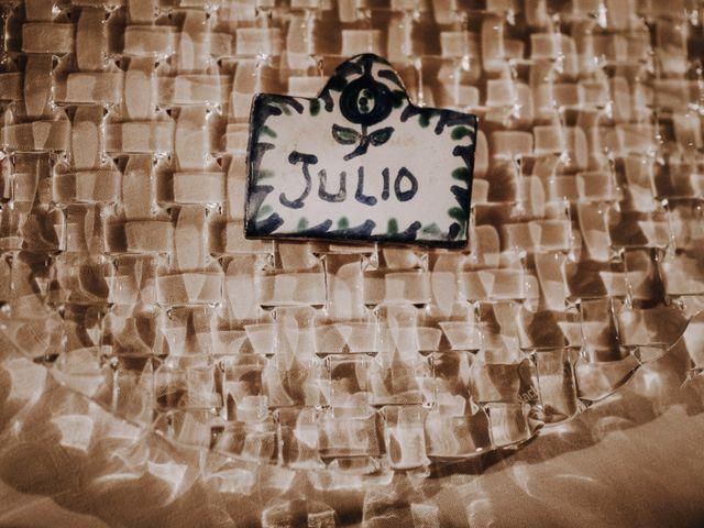 La boda de Julio y Marta en Granada, Granada 43