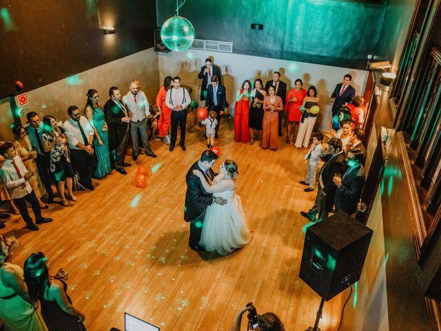 La boda de Julio y Marta en Granada, Granada 47