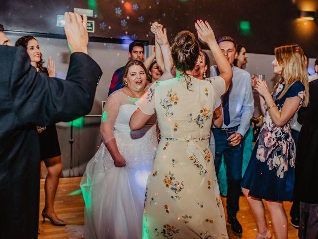 La boda de Julio y Marta en Granada, Granada 51