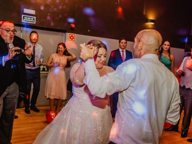 La boda de Julio y Marta en Granada, Granada 54