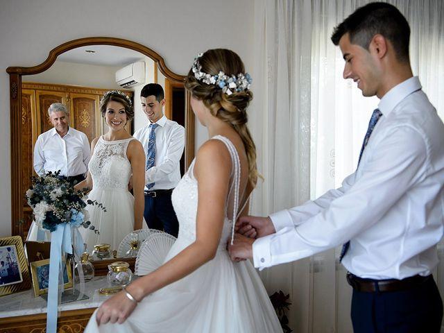 La boda de Javier y Pilar en Ejea De Los Caballeros, Zaragoza 30