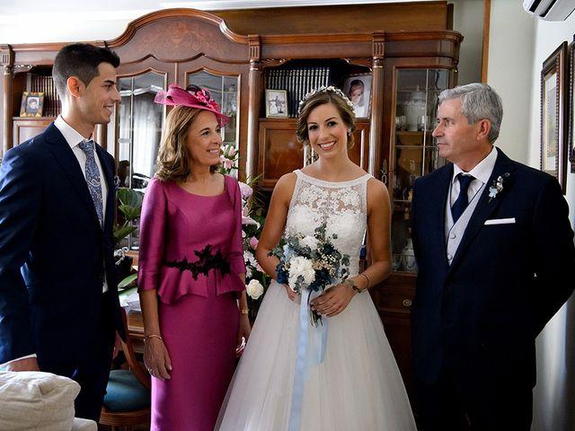 La boda de Javier y Pilar en Ejea De Los Caballeros, Zaragoza 33