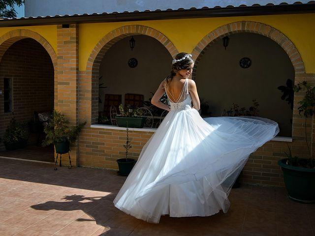 La boda de Javier y Pilar en Ejea De Los Caballeros, Zaragoza 36