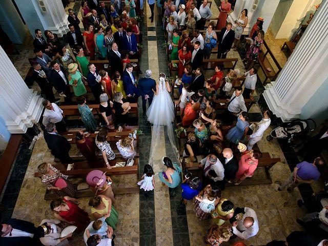 La boda de Javier y Pilar en Ejea De Los Caballeros, Zaragoza 44