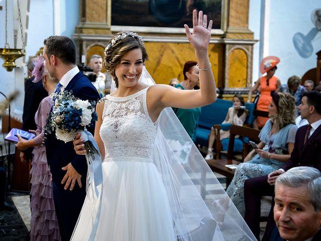La boda de Javier y Pilar en Ejea De Los Caballeros, Zaragoza 45