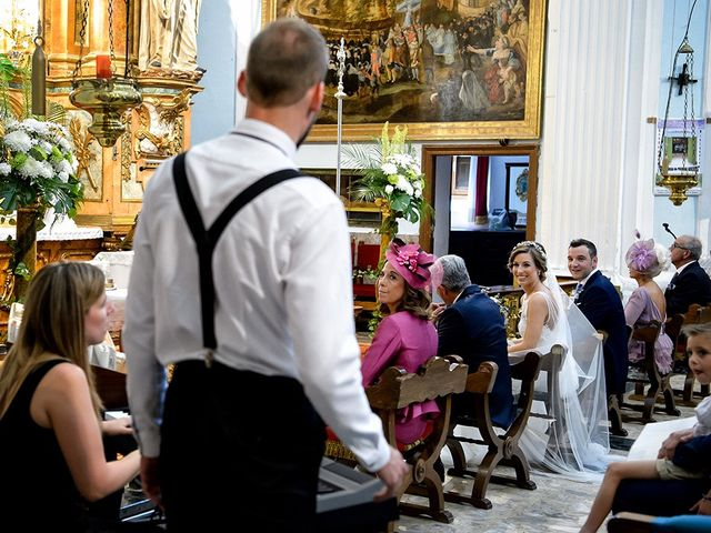 La boda de Javier y Pilar en Ejea De Los Caballeros, Zaragoza 46