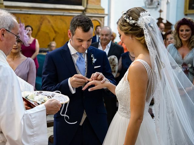 La boda de Javier y Pilar en Ejea De Los Caballeros, Zaragoza 48