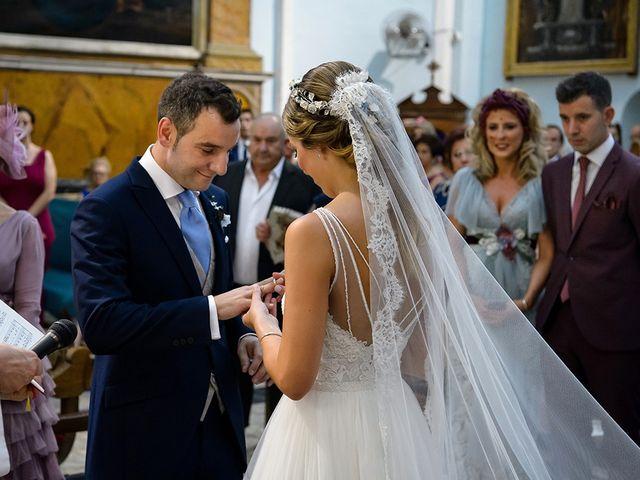 La boda de Javier y Pilar en Ejea De Los Caballeros, Zaragoza 49