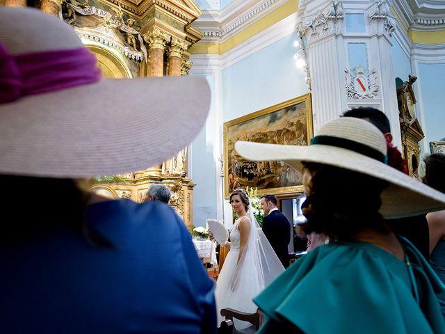 La boda de Javier y Pilar en Ejea De Los Caballeros, Zaragoza 50