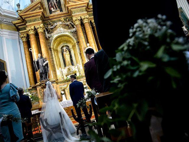 La boda de Javier y Pilar en Ejea De Los Caballeros, Zaragoza 51