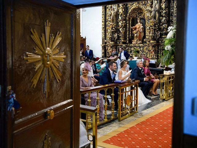 La boda de Javier y Pilar en Ejea De Los Caballeros, Zaragoza 53