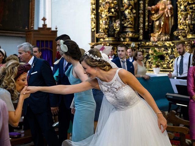 La boda de Javier y Pilar en Ejea De Los Caballeros, Zaragoza 56