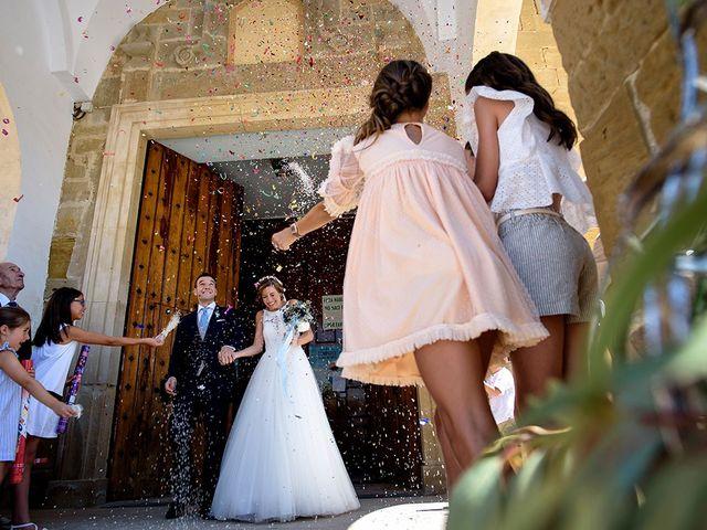 La boda de Javier y Pilar en Ejea De Los Caballeros, Zaragoza 57
