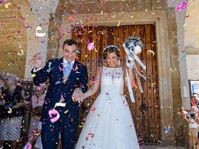 La boda de Javier y Pilar en Ejea De Los Caballeros, Zaragoza 58