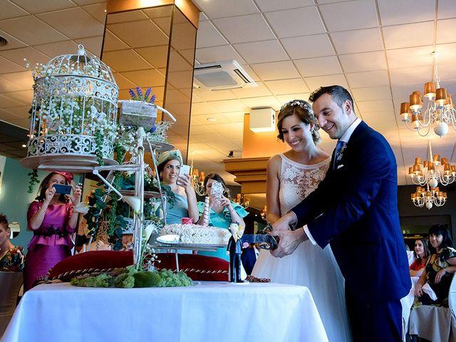La boda de Javier y Pilar en Ejea De Los Caballeros, Zaragoza 77
