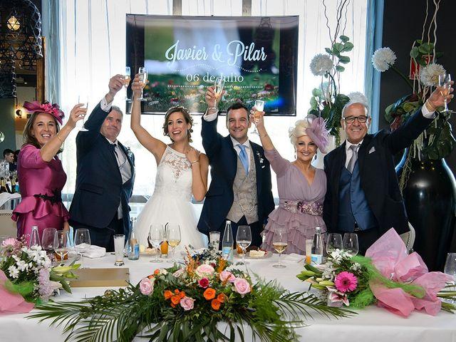 La boda de Javier y Pilar en Ejea De Los Caballeros, Zaragoza 83