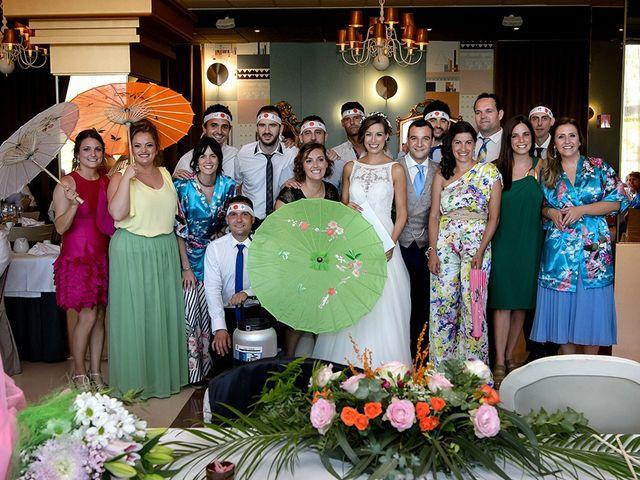La boda de Javier y Pilar en Ejea De Los Caballeros, Zaragoza 89