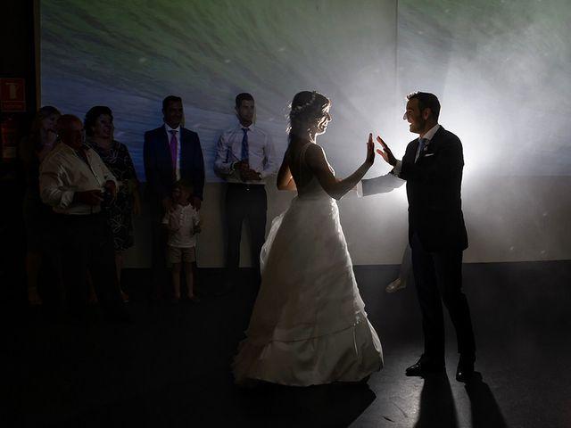 La boda de Javier y Pilar en Ejea De Los Caballeros, Zaragoza 93