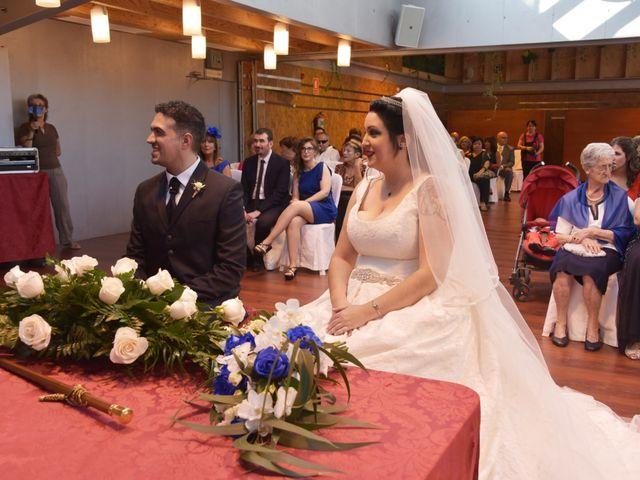 La boda de Adrian y Marta en Zaragoza, Zaragoza 2